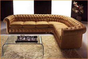 Chesterfield Angolare